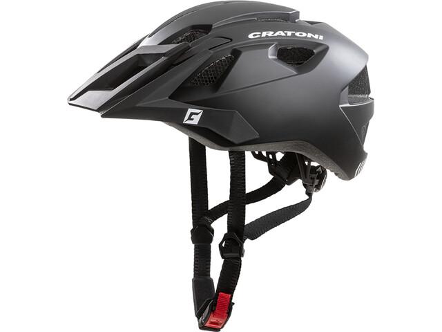 Cratoni AllRide MTB Helm, matte black